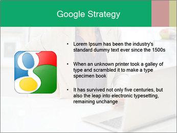 Business woman PowerPoint Template - Slide 10