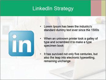 Business woman PowerPoint Template - Slide 12
