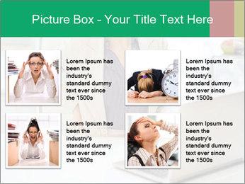 Business woman PowerPoint Template - Slide 14