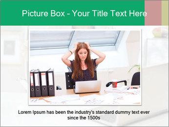 Business woman PowerPoint Template - Slide 15