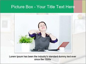 Business woman PowerPoint Template - Slide 16