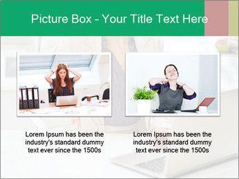 Business woman PowerPoint Template - Slide 18