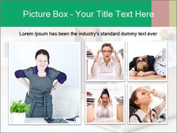 Business woman PowerPoint Template - Slide 19