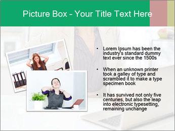 Business woman PowerPoint Template - Slide 20