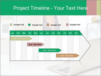 Business woman PowerPoint Template - Slide 25