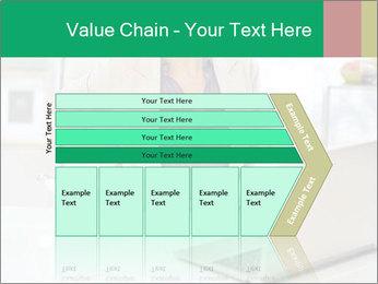 Business woman PowerPoint Template - Slide 27