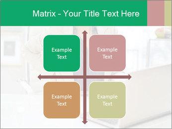Business woman PowerPoint Template - Slide 37