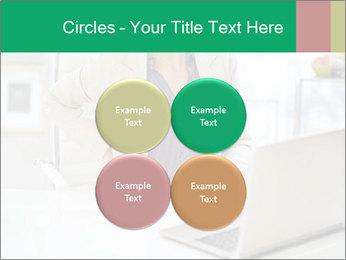 Business woman PowerPoint Template - Slide 38