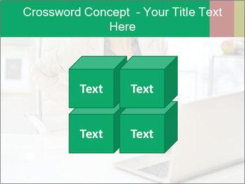 Business woman PowerPoint Template - Slide 39