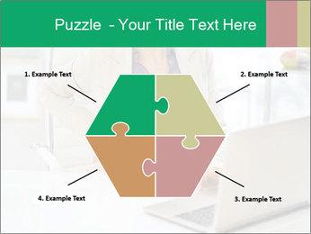 Business woman PowerPoint Template - Slide 40