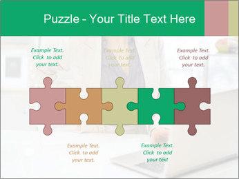 Business woman PowerPoint Template - Slide 41