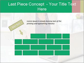 Business woman PowerPoint Template - Slide 46