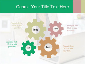 Business woman PowerPoint Template - Slide 47