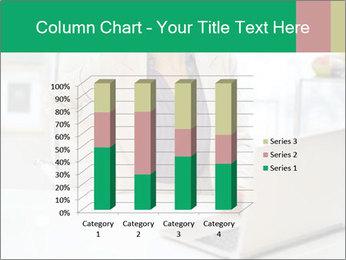 Business woman PowerPoint Template - Slide 50