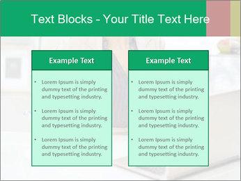 Business woman PowerPoint Template - Slide 57
