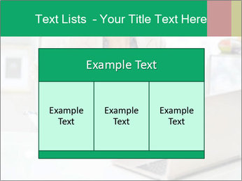 Business woman PowerPoint Template - Slide 59
