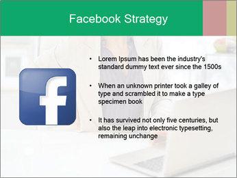 Business woman PowerPoint Template - Slide 6