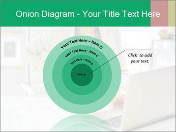 Business woman PowerPoint Template - Slide 61