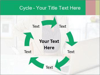 Business woman PowerPoint Template - Slide 62
