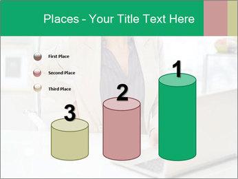 Business woman PowerPoint Template - Slide 65