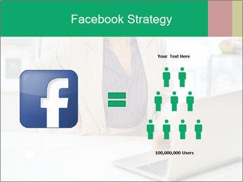 Business woman PowerPoint Template - Slide 7