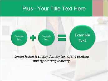 Business woman PowerPoint Template - Slide 75