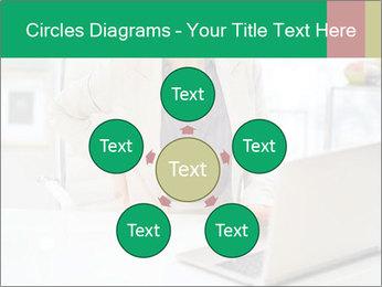 Business woman PowerPoint Template - Slide 78