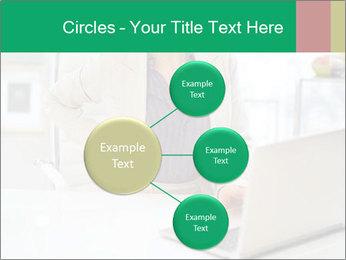 Business woman PowerPoint Template - Slide 79