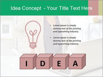 Business woman PowerPoint Template - Slide 80