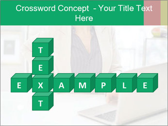 Business woman PowerPoint Template - Slide 82
