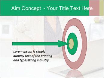 Business woman PowerPoint Template - Slide 83