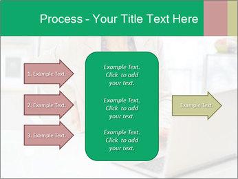 Business woman PowerPoint Template - Slide 85