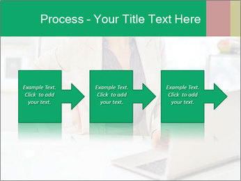 Business woman PowerPoint Template - Slide 88