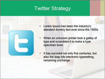 Business woman PowerPoint Template - Slide 9