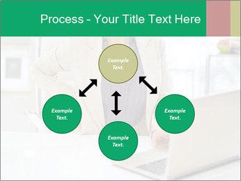 Business woman PowerPoint Template - Slide 91