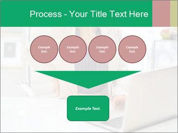 Business woman PowerPoint Template - Slide 93