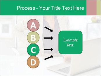 Business woman PowerPoint Template - Slide 94
