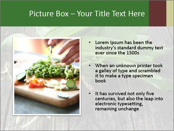 Ramson bunch PowerPoint Template - Slide 13
