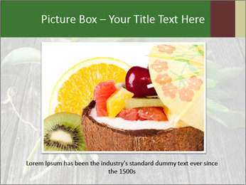 Ramson bunch PowerPoint Template - Slide 15