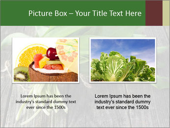 Ramson bunch PowerPoint Template - Slide 18