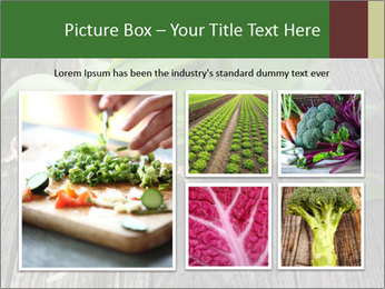 Ramson bunch PowerPoint Template - Slide 19