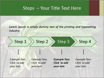 Ramson bunch PowerPoint Template - Slide 4