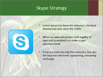 Ramson bunch PowerPoint Template - Slide 8