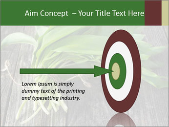Ramson bunch PowerPoint Template - Slide 83
