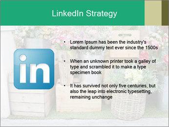 Flower Shop PowerPoint Templates - Slide 12