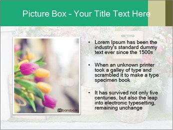 Flower Shop PowerPoint Templates - Slide 13
