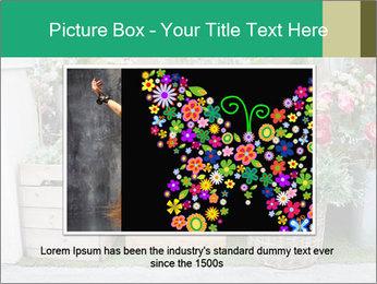 Flower Shop PowerPoint Templates - Slide 16