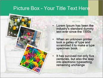 Flower Shop PowerPoint Templates - Slide 17