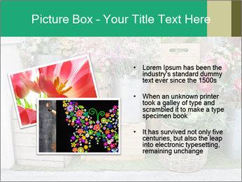 Flower Shop PowerPoint Templates - Slide 20