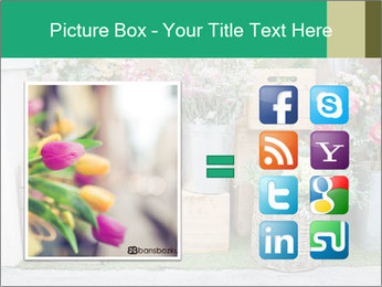 Flower Shop PowerPoint Templates - Slide 21